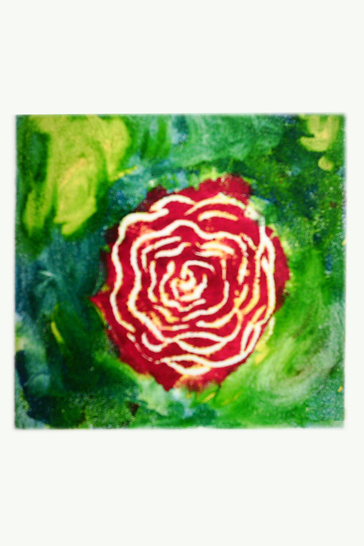 Monotypie-Rose Verkauf