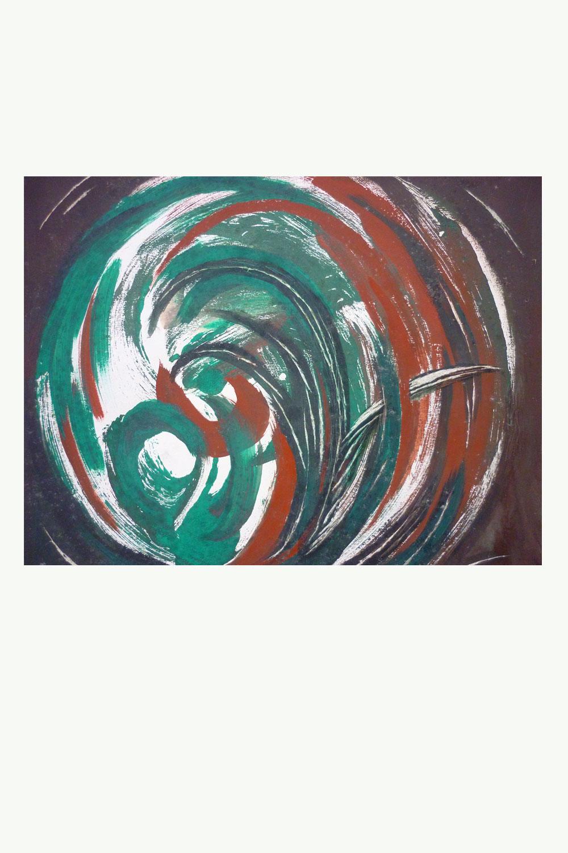 Monotypie-Spirale Verkauf