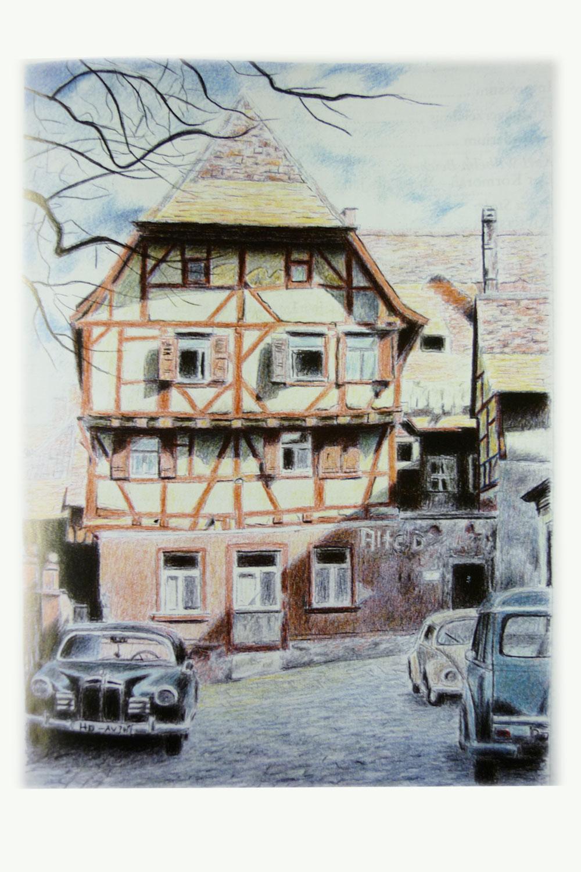 Brauerei-Mosbach Ansicht
