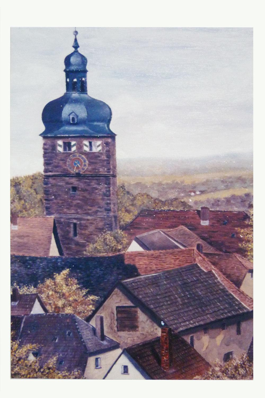 Buchen-Altstadt Ansicht